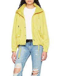 Vero Moda Yellow Vmclassy Short Jacket