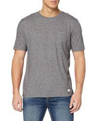 T-shirt - - Gris (Gravel Grey Grit) Superdry pour homme en coloris Gray