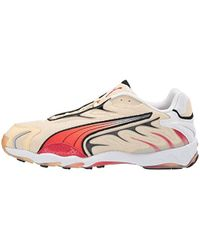 PUMA Multicolor Inhale Running Shoes White/grey Violet for men