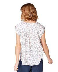Tom Tailor Multicolor Für Frauen Blusen, Shirts & Hemden Gemusterte Bluse