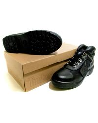 Timberland Black Icon Field Boot for men