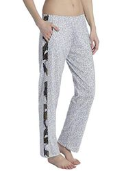 Favourites Trend 3, Pantaloni Pigiama Donna, Bianco (Star White 910), XS di Calida