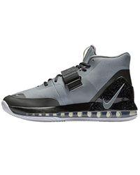 Air Force Max Mesh Basketball Shoes Nike pour homme en coloris Black