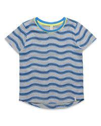 Kids T-Shirt SS Camiseta Esprit de color Blue