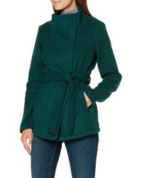 Vero Moda Green Vmbrushed Myra Jacket Boos