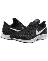 Nike Air Zoom Pegasus 35 Laufschuhe in Black für Herren