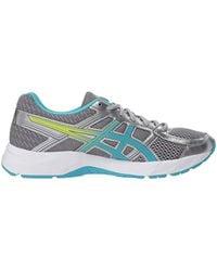Asics Blue S Gel-contend 4 Running Shoe