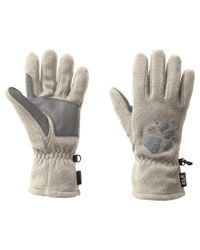 Jack Wolfskin Red Paw Cold Weather Gloves