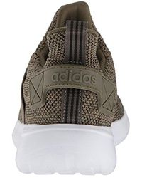 Adidas Multicolor Lite Racer Adapt Running Shoe for men