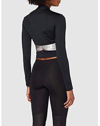 Hyperwarm Longsleeve di Nike in Black