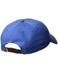 Levi's Blue Baseball Trucker Cap Dad Hat for men