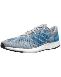 70d2236e1 Lyst - adidas Originals Pureboost Dpr Running Shoe in Gray for Men