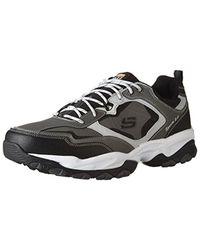 Skechers Sport Sparta 2.0 Training Sneaker,gray/charcoal,7.5 2e Us for men