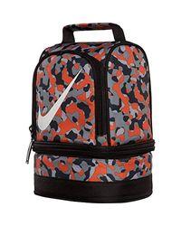 Getäfelte verticale Lunch Box pour Nike en coloris Multicolor