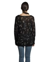 Feel The Piece - By Terre Jacobs Mallory Top In Black - Lyst