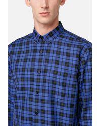 AMI Blue Button-down Shirt for men