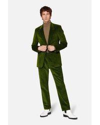 Pantalon droit AMI pour homme en coloris Green