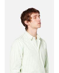 Chemise col boutonné AMI pour homme en coloris Green