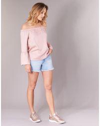 Blouses ONLY en coloris Pink