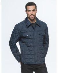 Marc New York Multicolor Medford Shirt Jacket for men