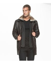 Andrew Marc - Brown Middlebury for Men - Lyst