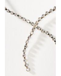 DANNIJO | Metallic Estrella Necklace | Lyst