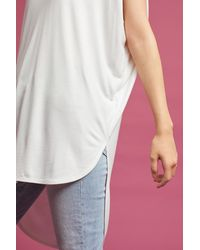Pure + Good - White Toujours Tunic - Lyst
