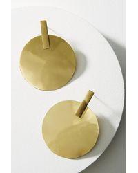 Sibilia | Metallic Monocycle Drop Earrings | Lyst