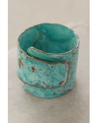 Sibilia | Green Wrapped Turquoise Ring | Lyst