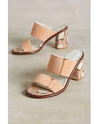 Miista | Multicolor Mirta Block Heels | Lyst