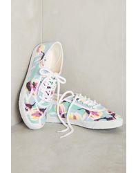 Startas | Blue Magnolia Sneakers | Lyst