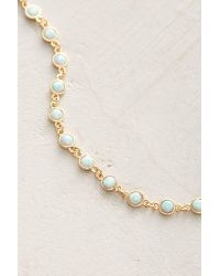 Anthropologie - Multicolor Naya Choker Necklace - Lyst