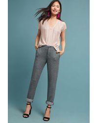 Cartonnier   Multicolor Burlington Knit Trousers   Lyst