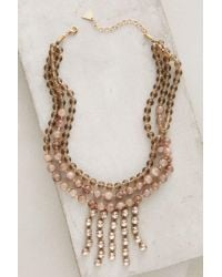 Anthropologie | Multicolor Adah Necklace | Lyst