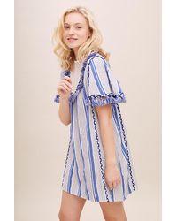 Robe Kristen u00a0 Corey Lynn Calter en coloris Blue