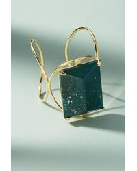Anthropologie   Multicolor Agate Wired Cuff Bracelet   Lyst