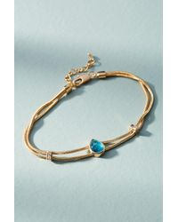 Anthropologie | Blue Monroe Bracelet | Lyst