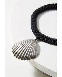 Venessa Arizaga | Black Stardust Shell Bracelet | Lyst