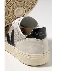 Baskets en flanelle V-10 Veja en coloris Black