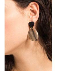 Soko - Multicolor Sabi Horn Drop Earrings - Lyst