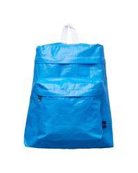 Comme des Garçons Blue Backpack for men