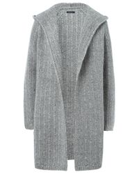 Marc O' Polo Gray Cardigan mit Wolle