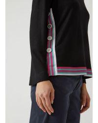 Emporio Armani Black Sweater