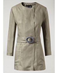 Emporio Armani Natural Casual Jacket