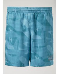 Emporio Armani - Blue Shorts for Men - Lyst