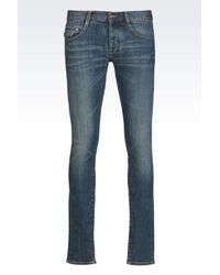 Armani Jeans Blue Jeans for men
