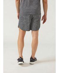 Emporio Armani - Gray Shorts for Men - Lyst