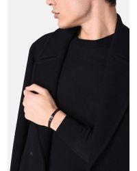 Emporio Armani - Brown Bracelet for Men - Lyst