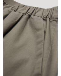 Emporio Armani Natural Casual Pants