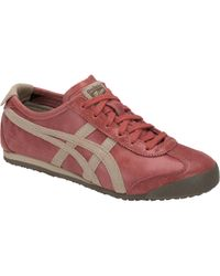 Onitsuka Tiger Mexico 66 in het Red